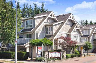 "Main Photo: 6 8844 208 Street in Langley: Walnut Grove Townhouse for sale in ""Mayberry"" : MLS®# R2421467"