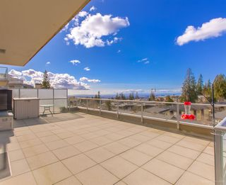 "Photo 2: 704 9288 UNIVERSITY Crescent in Burnaby: Simon Fraser Univer. Condo for sale in ""NOVO"" (Burnaby North)  : MLS®# R2445462"