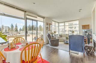 "Photo 8: 704 9288 UNIVERSITY Crescent in Burnaby: Simon Fraser Univer. Condo for sale in ""NOVO"" (Burnaby North)  : MLS®# R2445462"