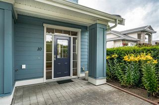 Photo 5: 10 4887 CENTRAL Avenue in Delta: Hawthorne Townhouse for sale (Ladner)  : MLS®# R2470808