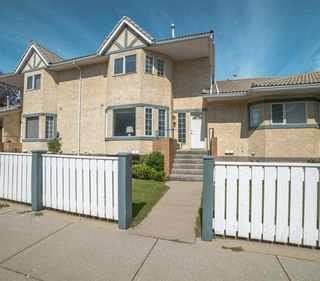Photo 1: 21 RICHELIEU Court SW in Calgary: Lincoln Park Row/Townhouse for sale : MLS®# A1013241