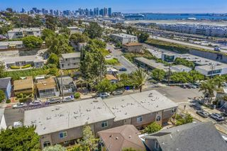 Photo 19: MISSION HILLS Townhouse for sale : 3 bedrooms : 3651 Columbia St in San Diego