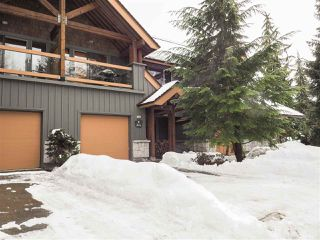 Photo 1: 4614 MONTEBELLO Place in Whistler: Whistler Village Townhouse for sale : MLS®# R2528597