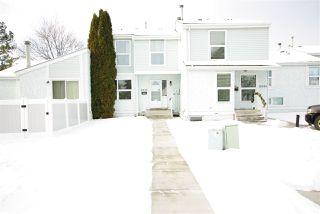 Main Photo: 10446 28A Avenue in Edmonton: Zone 16 Townhouse for sale : MLS®# E4182501