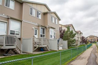 Photo 14: 802 2005 LUXSTONE Boulevard SW: Airdrie Row/Townhouse for sale : MLS®# C4287850