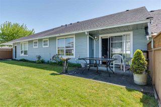 "Photo 19: 42 20554 118 Avenue in Maple Ridge: Southwest Maple Ridge Townhouse for sale in ""COLONIA WEST"" : MLS®# R2455120"