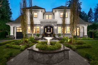 "Photo 1: 1438 W 32ND Avenue in Vancouver: Shaughnessy House for sale in ""ELEMENTS ESTATE"" (Vancouver West)  : MLS®# R2460585"