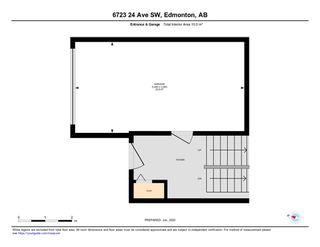 Photo 29: 6723 24 Avenue in Edmonton: Zone 53 House Half Duplex for sale : MLS®# E4200536