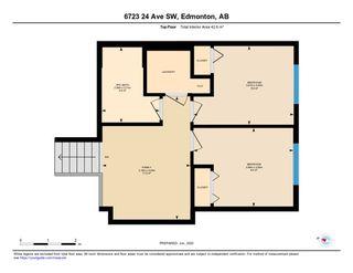 Photo 32: 6723 24 Avenue in Edmonton: Zone 53 House Half Duplex for sale : MLS®# E4200536