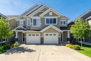 Photo 2: 6723 24 Avenue in Edmonton: Zone 53 House Half Duplex for sale : MLS®# E4200536