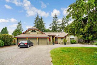 "Main Photo: 6599 KNIGHT Drive in Delta: Sunshine Hills Woods House for sale in ""Sunshine Hills"" (N. Delta)  : MLS®# R2464753"