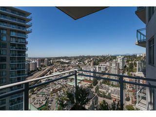 "Photo 6: 3209 898 CARNARVON Street in New Westminster: Downtown NW Condo for sale in ""Plaza 88 Azure 1"" : MLS®# R2481548"