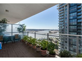 "Photo 30: 3209 898 CARNARVON Street in New Westminster: Downtown NW Condo for sale in ""Plaza 88 Azure 1"" : MLS®# R2481548"
