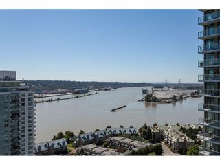 "Photo 8: 3209 898 CARNARVON Street in New Westminster: Downtown NW Condo for sale in ""Plaza 88 Azure 1"" : MLS®# R2481548"