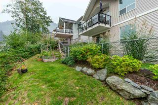 Photo 37: 7 47045 SYLVAN DRIVE in Chilliwack: Promontory House for sale (Sardis)  : MLS®# R2497536
