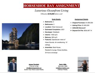 Photo 4: 6707 Nelson Avenue, West Vancouver, BC in West Vancouver: Horseshoe Bay WV Condo for sale