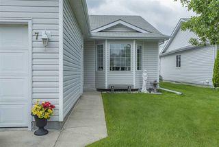 Photo 1: 7 1904 MILL_WOODS Road in Edmonton: Zone 29 House Half Duplex for sale : MLS®# E4165923