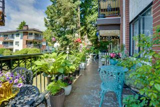 Photo 2: 103 707 HAMILTON Street in New Westminster: Uptown NW Condo for sale : MLS®# R2457595