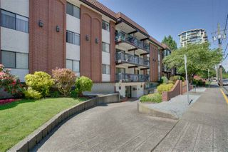 Photo 19: 103 707 HAMILTON Street in New Westminster: Uptown NW Condo for sale : MLS®# R2457595