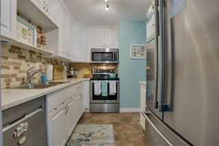 Photo 4: 103 707 HAMILTON Street in New Westminster: Uptown NW Condo for sale : MLS®# R2457595