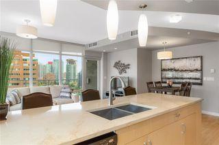 Photo 9: 1104 530 12 Avenue SW in Calgary: Beltline Apartment for sale : MLS®# C4300455