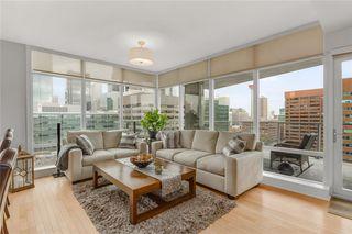 Photo 2: 1104 530 12 Avenue SW in Calgary: Beltline Apartment for sale : MLS®# C4300455