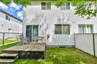 Photo 3: 1 63 MICHIGAN Street: Devon Townhouse for sale : MLS®# E4201102