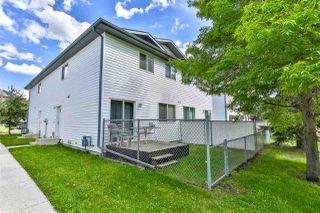 Photo 1: 1 63 MICHIGAN Street: Devon Townhouse for sale : MLS®# E4201102