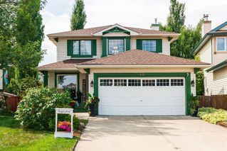 Main Photo: 40 Chaparral Road SE in Calgary: Chaparral Detached for sale : MLS®# A1020248