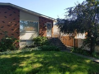 Photo 1: 12019 83 Street in Edmonton: House Duplex for rent