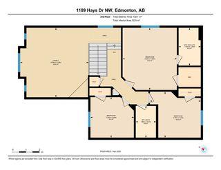 Photo 49: 1189 HAYS Drive in Edmonton: Zone 58 House for sale : MLS®# E4213069