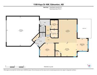 Photo 48: 1189 HAYS Drive in Edmonton: Zone 58 House for sale : MLS®# E4213069