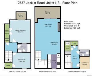 Photo 24: 118 2737 Jacklin Rd in : La Langford Proper Row/Townhouse for sale (Langford)  : MLS®# 855644