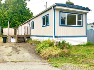 Photo 1: 493 Orca Cres in : PA Ucluelet Manufactured Home for sale (Port Alberni)  : MLS®# 856312
