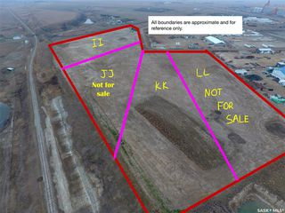 Photo 2: Lot II Claman Drive in Estevan: Commercial for sale (Estevan Rm No. 5)  : MLS®# SK828435