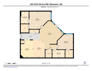 Photo 44: 322 10121 80 Avenue in Edmonton: Zone 17 Condo for sale : MLS®# E4221682
