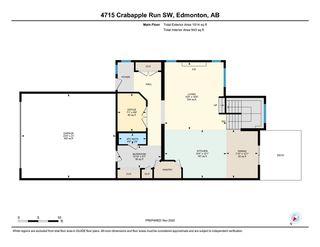 Photo 3: 4715 CRABAPPLE Run in Edmonton: Zone 53 House for sale : MLS®# E4222012