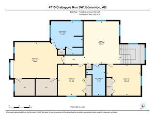 Photo 4: 4715 CRABAPPLE Run in Edmonton: Zone 53 House for sale : MLS®# E4222012