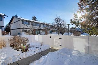 Photo 30: 63 740 Bracewood Drive SW in Calgary: Braeside Row/Townhouse for sale : MLS®# A1058540