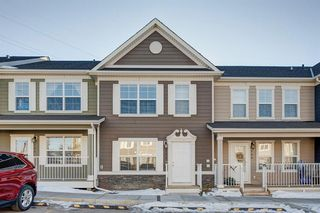 Main Photo: 204 Cascades Pass: Chestermere Row/Townhouse for sale : MLS®# A1060740