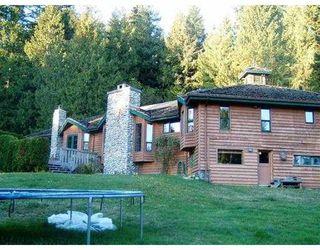Main Photo: 3037 GRAUMAN RD in Roberts_Creek: Roberts Creek House for sale (Sunshine Coast)  : MLS®# V563085