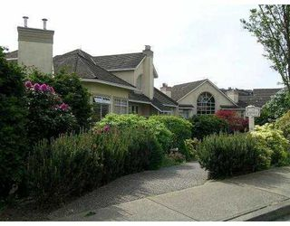 """Main Photo: 74 MINER Street in New Westminster: Fraserview NW Condo for sale in """"FRASERVIEW PARK"""" : MLS®# V628165"""
