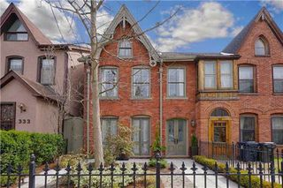 Photo 1: 331 Wellesley St, Toronto, Ontario M4X1H2 in Toronto: Semi-Detached for sale (Cabbagetown-South St. James Town)  : MLS®# C3184031
