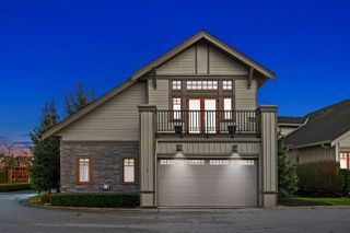 """Main Photo: 1 3109 161 Street in Surrey: Grandview Surrey Townhouse for sale in """"Wills Creek"""" (South Surrey White Rock)  : MLS®# R2423381"""