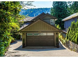 Photo 1: 6454 WELLINGTON Ave in West Vancouver: Home for sale : MLS®# V1024820