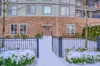 "Photo 2: 102 12088 75A Avenue in Surrey: West Newton Condo for sale in ""The Villas at Strawberry Hill"" : MLS®# R2428935"