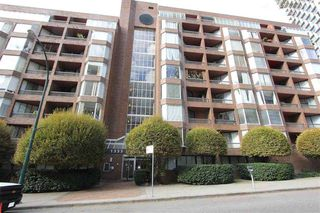 Photo 1: 423 1333 HORNBY Street in Vancouver: Downtown VW Condo for sale (Vancouver West)  : MLS®# R2450531