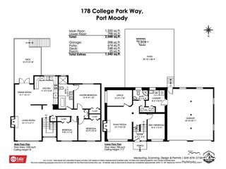 Photo 20: 178 COLLEGE PARK Way in Port Moody: College Park PM House for sale : MLS®# R2464383