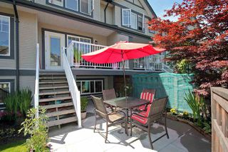 "Photo 20: 7 1765 PADDOCK Drive in Coquitlam: Westwood Plateau Townhouse for sale in ""WORTHING GREEN"" : MLS®# R2479010"
