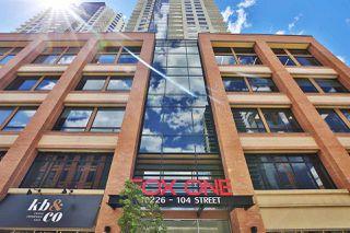 Photo 1: 1106 10226 104 Street in Edmonton: Zone 12 Condo for sale : MLS®# E4208425
